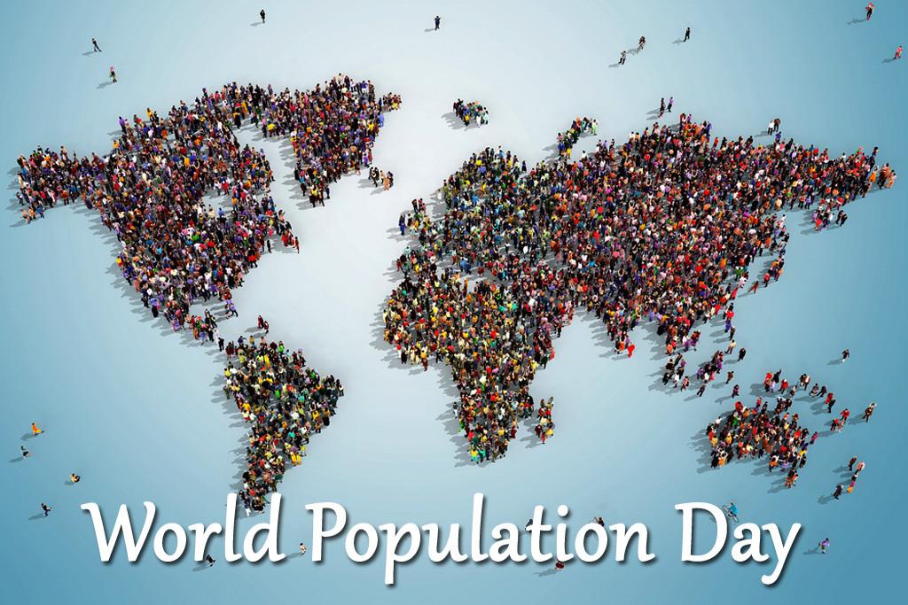 """Résultat de recherche d'images pour """"journée mondiale de la population"""""""